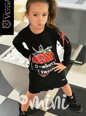 Šaty, tuniky - By Mini - moderní oblečení pro děti