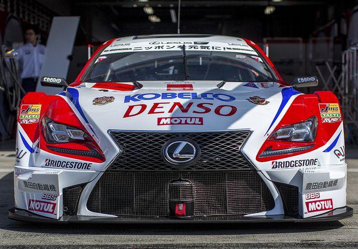cars 54 lexus racing - photo #7