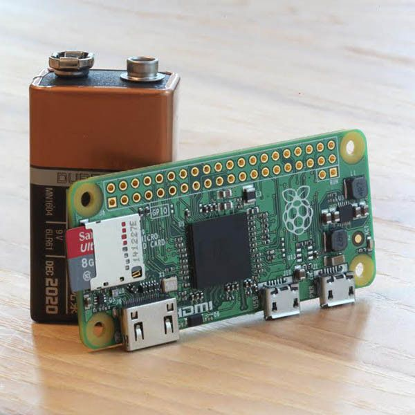 """The new Raspberry Pi Zero is generating a lot of discussion, especially along the lines of """"why didn't they include...?"""" One specific complaint has been that audio is only available through the HDMI p..."""