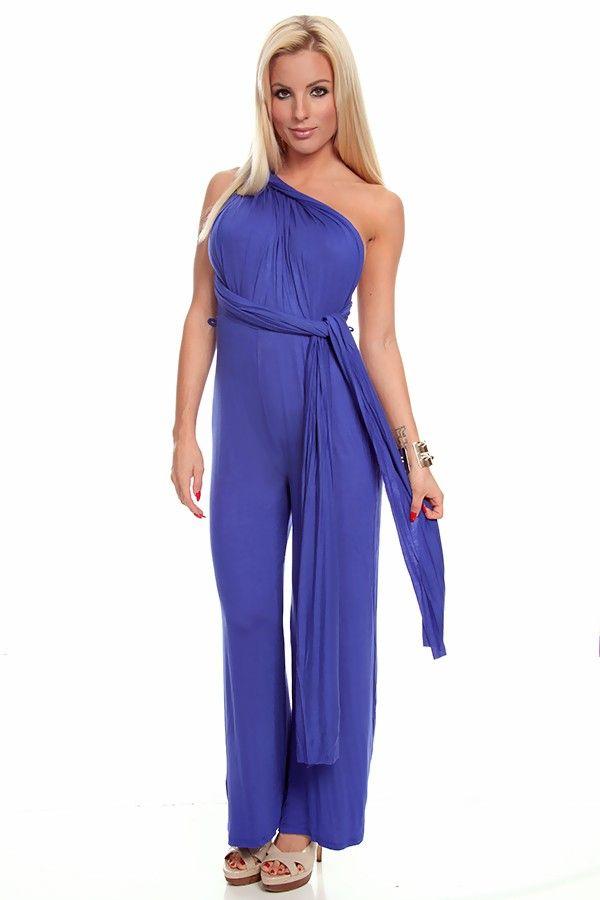 Wonderful Popular Royal Blue Jumpsuit-Buy Cheap Royal Blue Jumpsuit Lots From China Royal Blue Jumpsuit ...