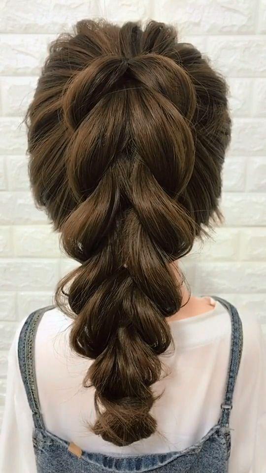 Braid Frisuren, die im Jahr 2019 einfach zu versuchen sind