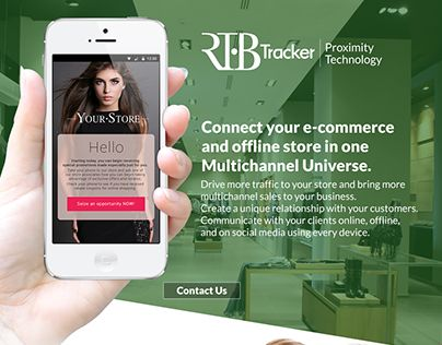 """Check out new work on my @Behance portfolio: """"RTB Tracker - Proximity Marketing - landing page"""" http://be.net/gallery/34736709/RTB-Tracker-Proximity-Marketing-landing-page"""