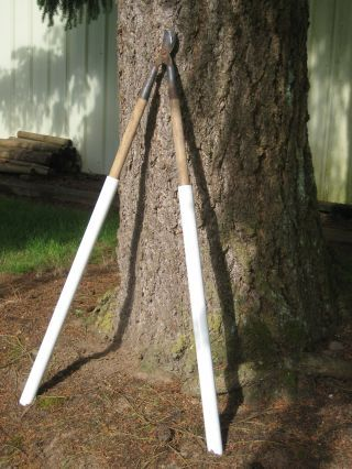 FREE PVC PLANS, IDEAS AND SOLUTIONS. Pruner extension