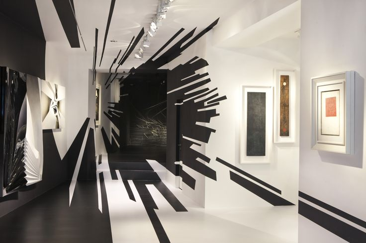 Turning a Zurich Gallery into 3-D Art|Architects and Artisans