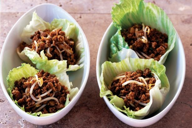 Sung choi bao....wrap this mix in spring roll wrappers to make AMAZING spring rolls that the family will love