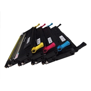 Samsung black toner cartridge with yield of 1500 pages @ idc 5% coverage