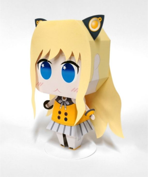Papercraft SeeU (Vocaloid 3) by Poppaper http://www.paper-toy.fr/2013/02/11/papercraft-seeu-vocaloid-3/