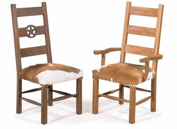 Tejas Western Dining Chairs Set Of 2