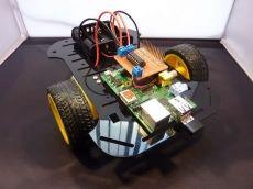 Construye un robot móvil con tu Raspberry Pi por £32.99 - Raspberry Pi