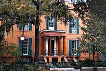 Savannah, GA - Savannah's downtown area, which includes the Savannah Historic District, the Savannah Victorian Historic District and 22 parklike squares, is one of the largest National Historic Landmark Districts in the United States