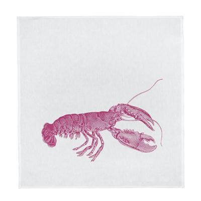 Thornback & Peel Lobster Napkin (could use to upholster chair seat pad) £10