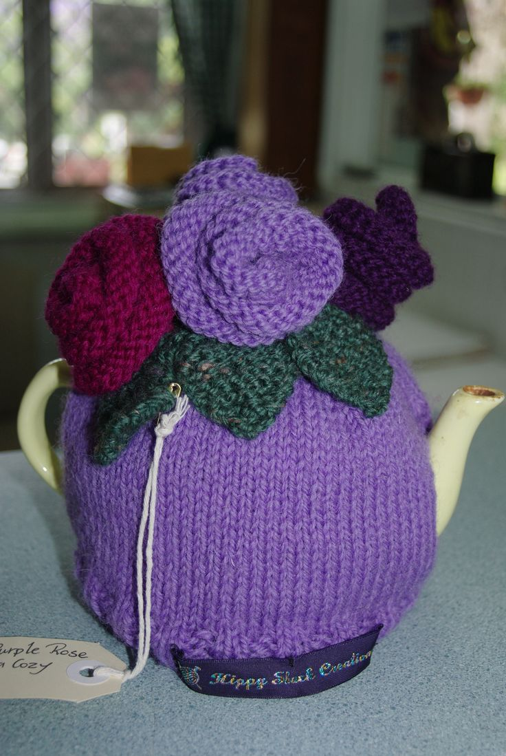 Want a tea cosy, we have many cute and novelty ones, like this one available in our shop. (Nov 2013)