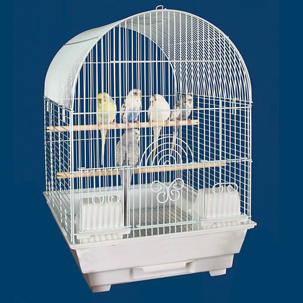 Check out the deal on Koko Kabana Dometop Small Bird Cage at Bird Cages 4 Less