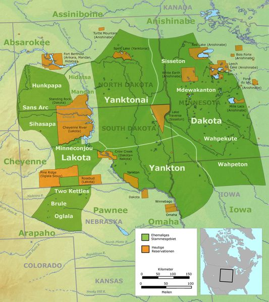 Sioux Nation - Crystalinks