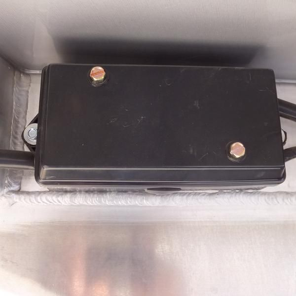 Part #: OTP-5601100 Description: 1 (One)Trailer wiring junction box for 7-way or 6-way trailer connectors. This junction box provides a fast, easy way to conne