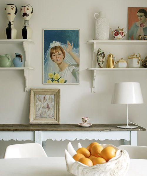 portobello-inspired-london-housesВирус Портобелло: небанальное сочетание винтажа и классики в двух британских домах