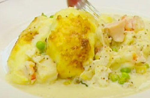 Posh fish pie   yumm...yo' mom what's for dinner?   Fish pie, Recipes, Food