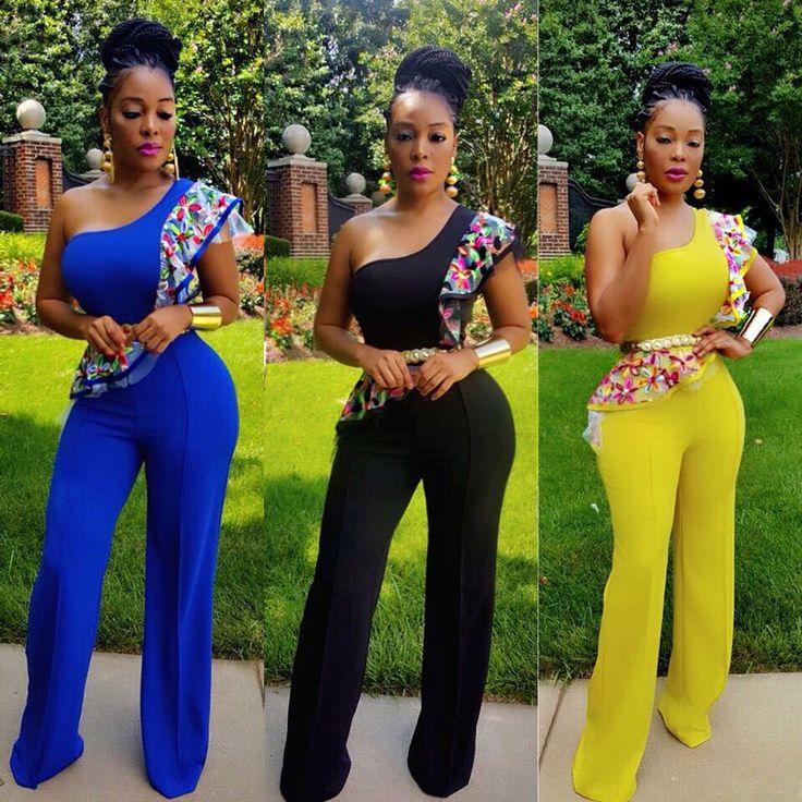 Us Women's Casual Playsuit Ladies Romper Cocktail One Shoulder Jumpsuit Trousers