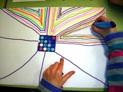 LA BRUIXA PERICUIXA.-Educació infantil-.: grafisme 5 anys