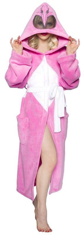 Power Rangers Adult Fleece Bathrobe