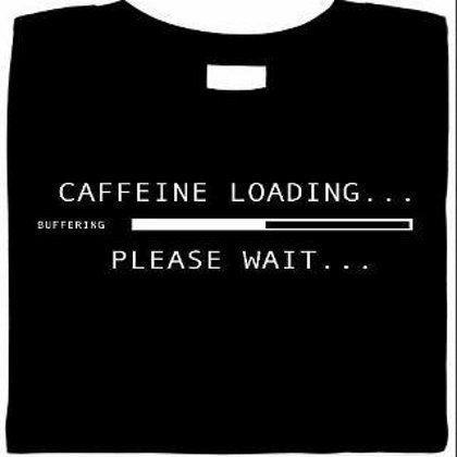 Caffeine Loading…