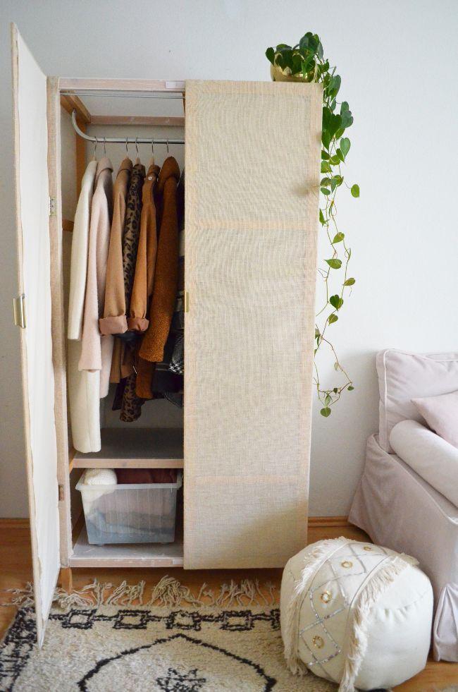 Na Wer Von Euch Hat Den Schonen Rattan Schrank A Den Euch Hat Na Rattanschrank Raumteiler Sc Repurposed Furniture Diy Diy Furniture Ikea Stockholm