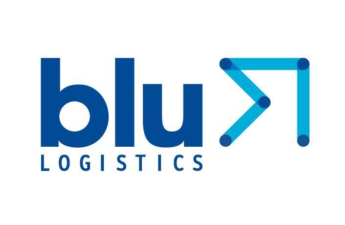 BLU Logistics / Revitalización de marca para el grupo empresarial de soluciones integradas de logística / www.aluzian.com