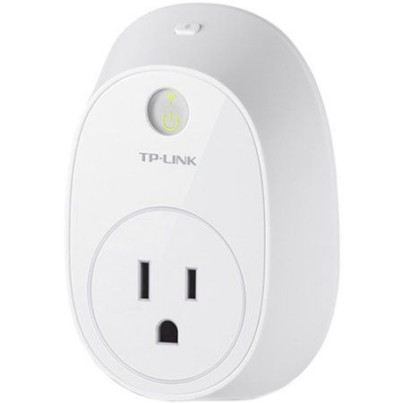 N150 Wl Smart Plug Wall Mount Qualcomm Atheros 150MBPS, Multicolor