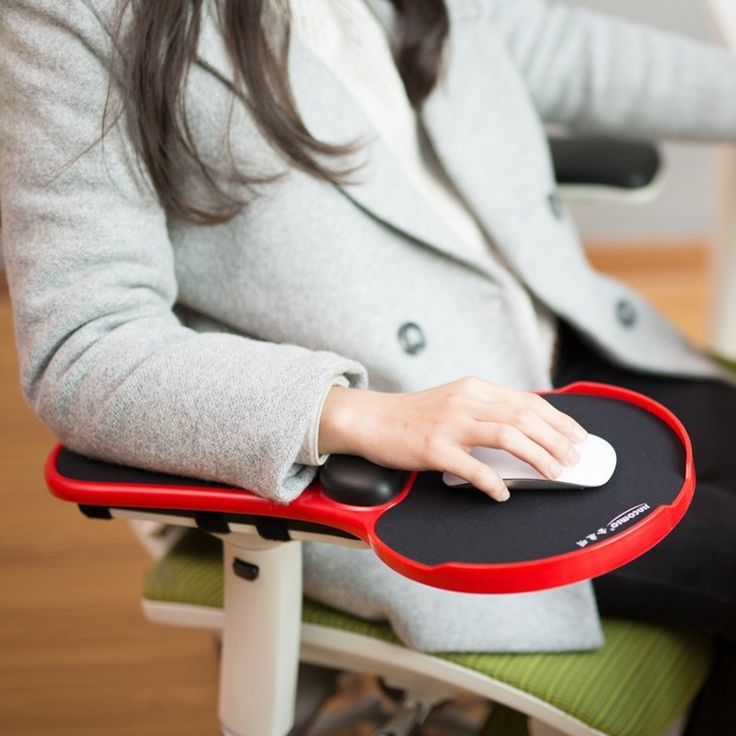 Human Engineering Arm Rest Mouse Pad in 2020 Arm rest