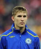 Fussball International EM 2012-Qualifikation: Alexandr Kislitcyn (Kasachstan)