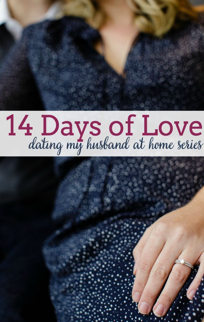 14 Days of Love {Dating My Husband at Home} - You don't need to go out to have fun! I'm sharing 14 easy at home date ideas plus tips on doing so while staying within a budget! | The Love Nerds AD VisaClearPrepaid