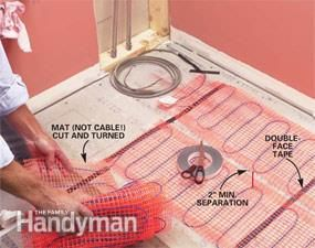 Best 25 In Floor Heating Ideas On Pinterest In Floor