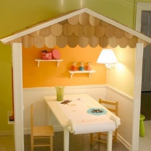 Fun House: 7 Amazing Ideas for Your Kid's Playroom | Photo Gallery - Yahoo! Shine