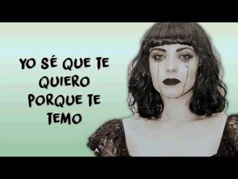 El diablo - Mon Laferte.