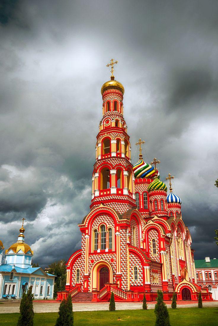 Вознесенский храм Тамбова.
