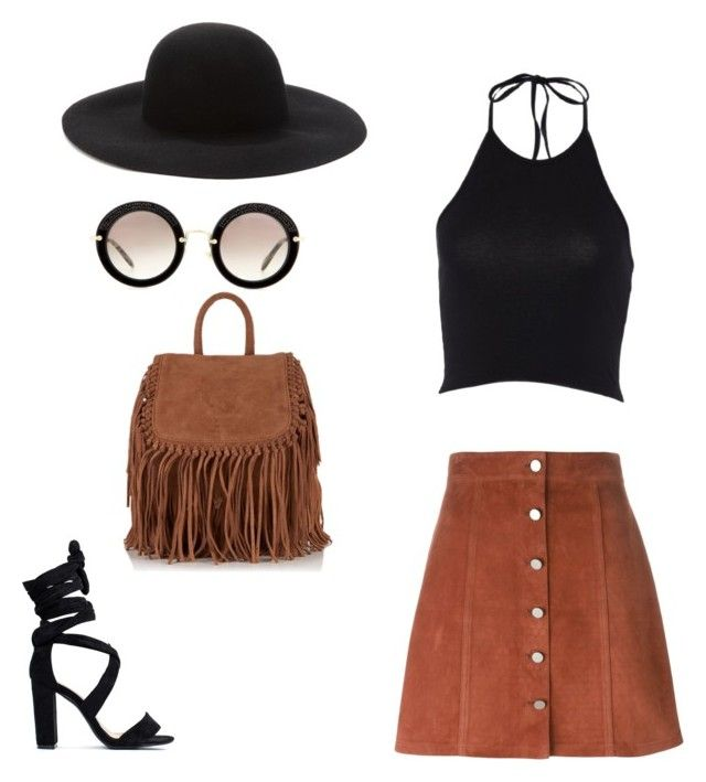 """""""#1"""" by martyna-janas on Polyvore featuring moda, Theory, Miu Miu, Forever 21 i Superdry"""