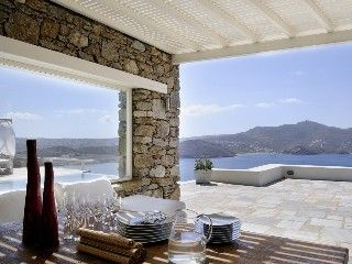 Mykonos Villa Rental: Secluded Luxury Villa With Infinity Pool And Spectacular Pergola Views . | HomeAway