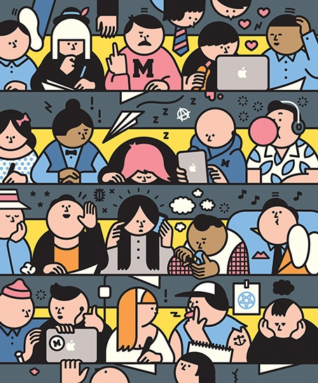 Illustrations by Rami Niemi