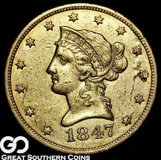 1847 Golden Eagle