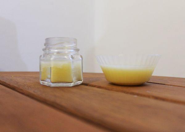 Receita pra fazer em casa: barra hidratante natural 100% vegetal multiuso (ou lip balm ou cerinha hidratante pra cutículas!) | Um ano sem lixo