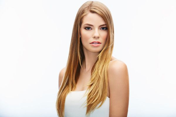 This Summer's 2nd Best Seller: Le Prive Silky Straight Pre-Tipped Hair extensions.
