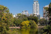 Os Bosques de Palermo em Buenos Aires