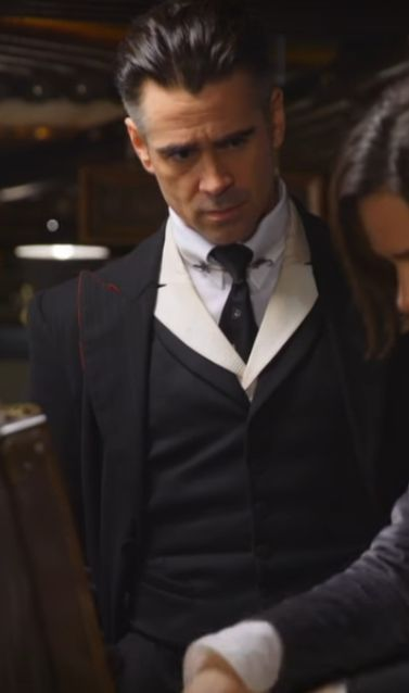 Colin Farrell | Fantastic Beasts