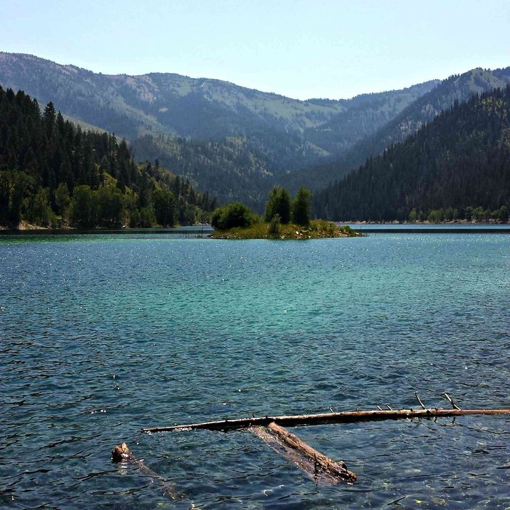Upper Palisades Lake Idaho Trail Running Pinterest