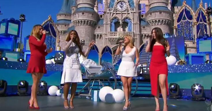Fifth Harmony arrasa em performance especial de Natal em parque da Disney! #Disney, #Música, #Natal http://popzone.tv/2017/12/fifth-harmony-arrasa-em-performance-especial-de-natal-em-parque-da-disney.html