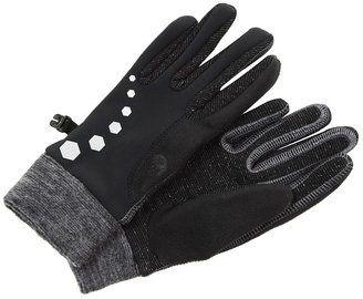 My fave running gloves.  Mountain Hardwear - Women's Winter Momentum Running Glove (Black) - Accessories at ShopStyle