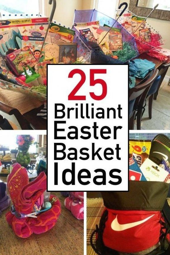Check Out These Creative Easter Basket Ideas For Toddlers Teens And Adults They Use Fun A In 2020 Boys Easter Basket Teenager Easter Basket Creative Easter Baskets