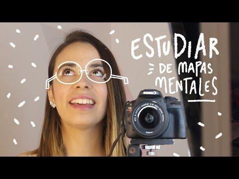 CÓMO ESTUDIAR DE MAPAS MENTALES - YouTube