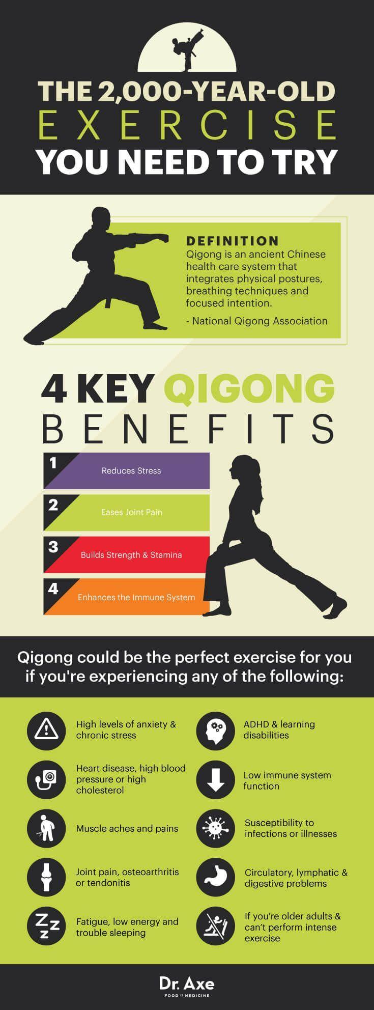 Qi Gong benefits