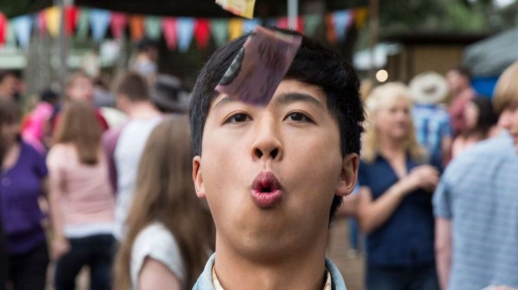MyChonny is the Asian-Australian YouTube star stepping onto the big screen